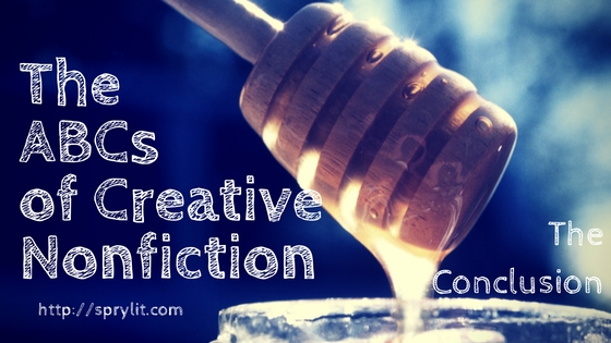 ABCs of Creative Nonfiction (2)
