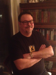 Madden Author Photo
