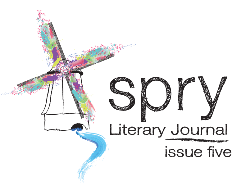 Spry Literary Journal, Issue Five — Art by Cisco Covino